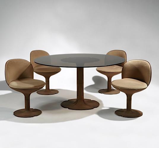 ensemble elysee par pierre paulin artifort 1973 the good old dayz. Black Bedroom Furniture Sets. Home Design Ideas
