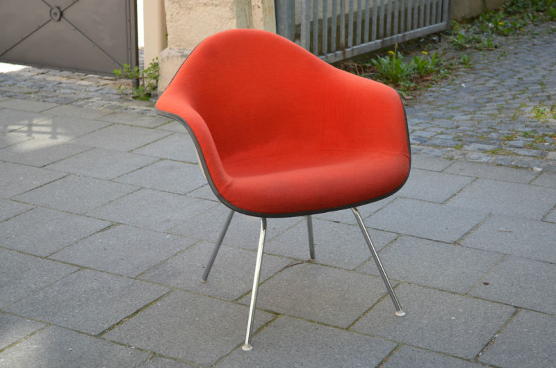 Fauteuil design vintage 50 60 70 the good old dayz - Fauteuil herman miller occasion ...