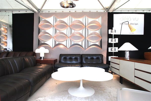 report 1 puces du design 2012 the good old dayz. Black Bedroom Furniture Sets. Home Design Ideas