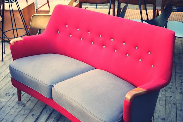 report 2 puces du design 2012 the good old dayz. Black Bedroom Furniture Sets. Home Design Ideas