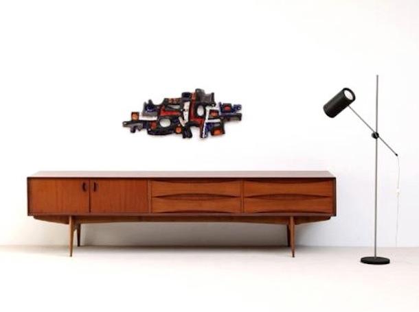 enfilade design pas cher meuble design blanc et noir. Black Bedroom Furniture Sets. Home Design Ideas