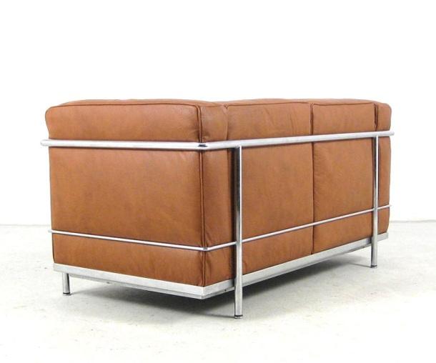 le-corbusier-cassina-lc-2-sofa-settee-cognac-leather-sessel-chair-original-d
