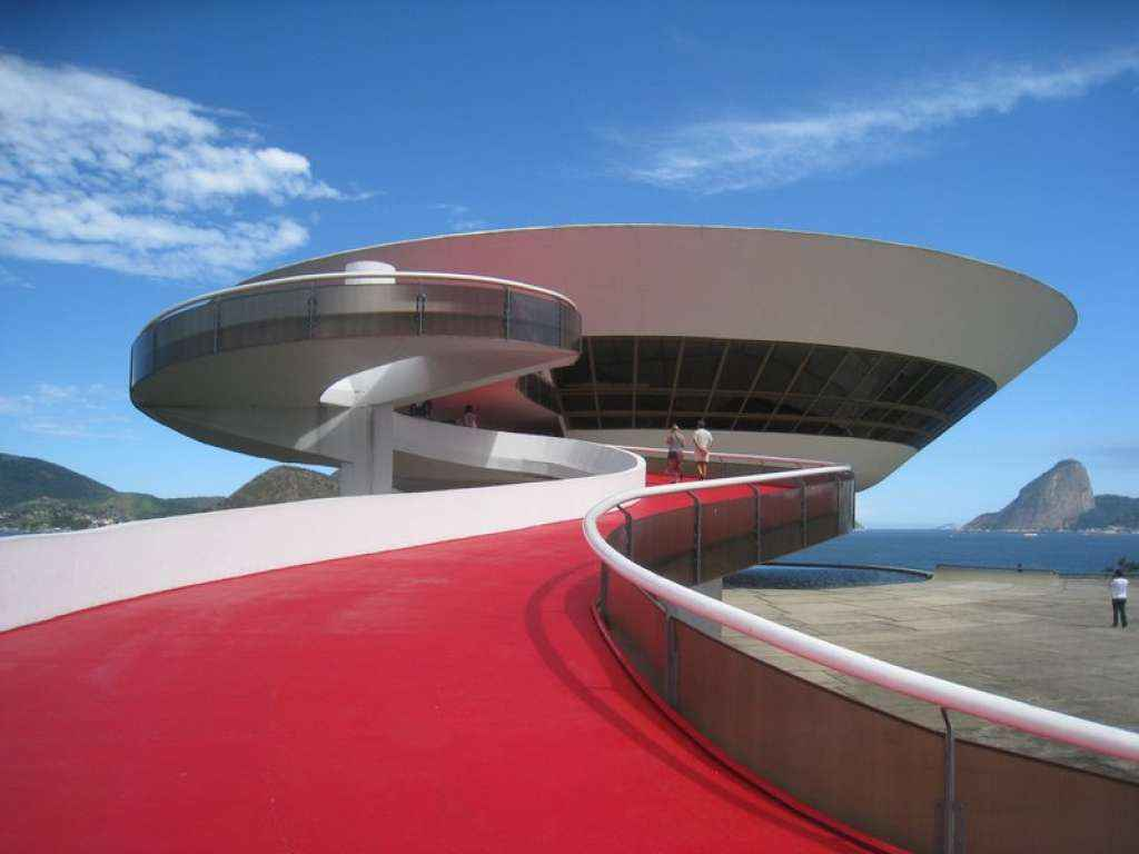 Oscar Niemeyer The Good Old Dayz