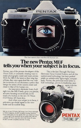 Pentax ME F