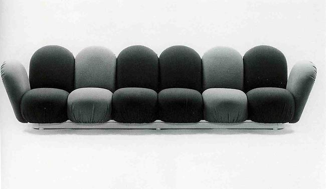 pierre paulin the good old dayz. Black Bedroom Furniture Sets. Home Design Ideas