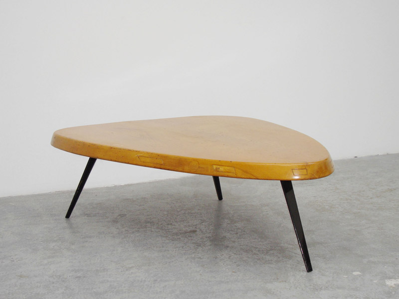Table ann es 50 the good old dayz - Table basse personnalisee photo ...