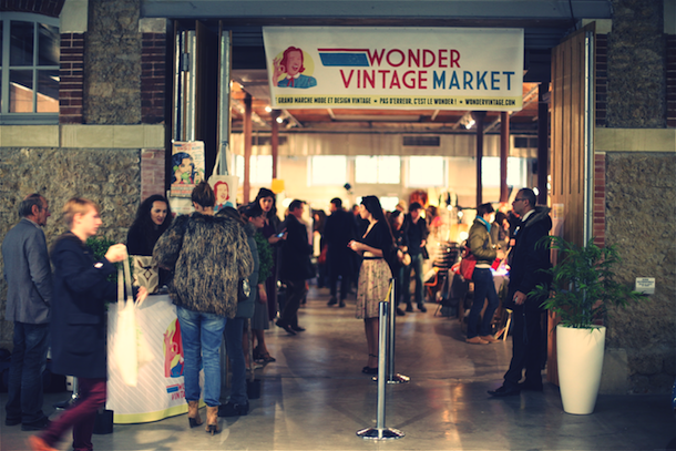 Wonder Vintage Market x The Good Old Dayz 1