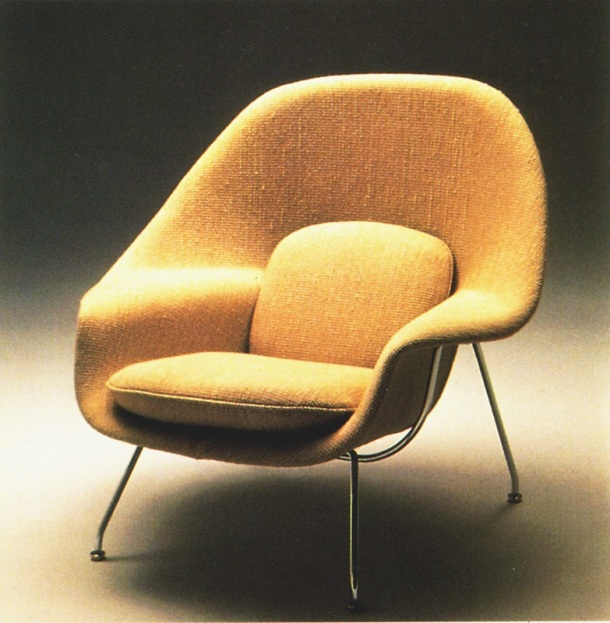 womb chair knoll