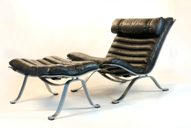 arne norell ari lounge chair 1