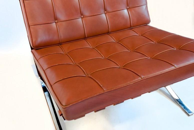 barcelona chair mies van der rohe knoll 2