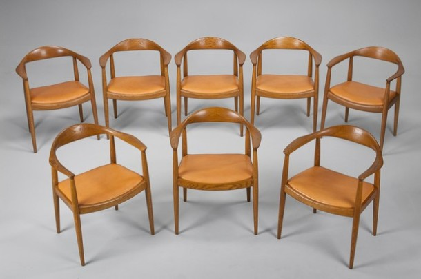 hans wegner chairs 1