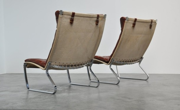 Jorgen Kastholm jk720 lounge chair kill international 1970 2
