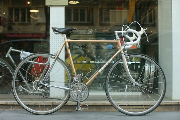 La bicyclette x The Good Old Dayz 11