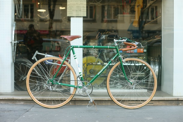 La bicyclette x The Good Old Dayz 9