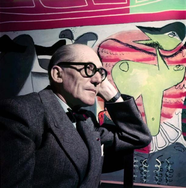 lecorbusier x willy rizzo