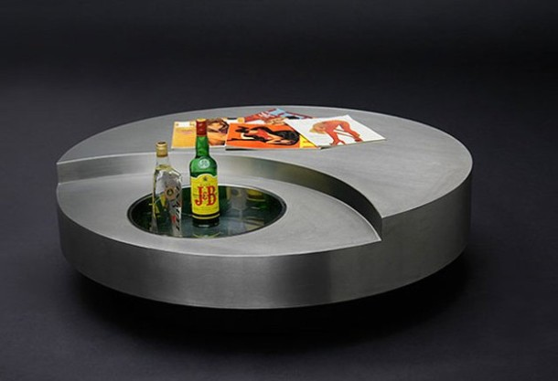 willy-rizzo-stainless-steel-coffee-table