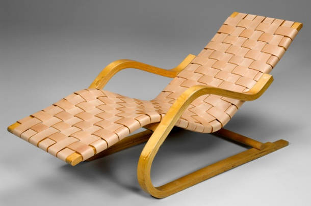 LOUNGE CHAIR ALVAR AALTO ARTEK THE GOOD OLD DAYZ 1