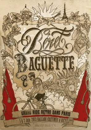 beret baguette 2013 -  the good old dayz