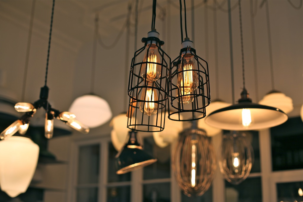 Luminaire vintage the good old dayz for Luminaire interieur