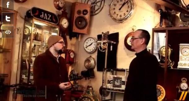 lecon de chine horloge interieurs x the good old dayz 2