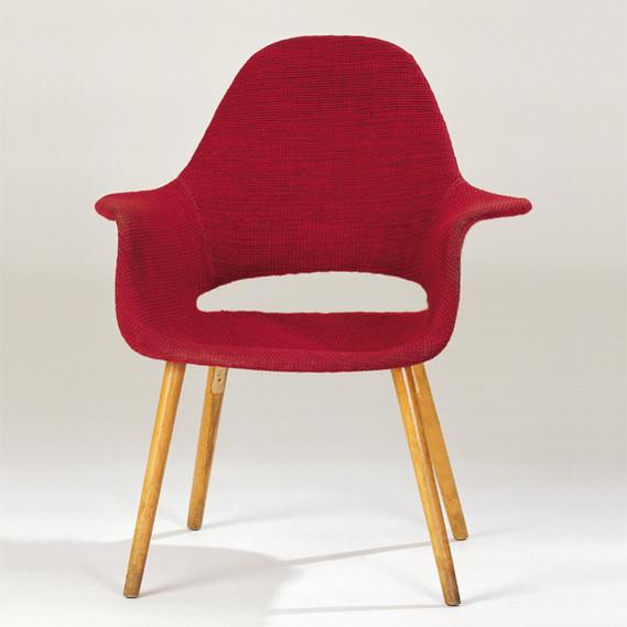 organic chair eames saarinen the good old dayz