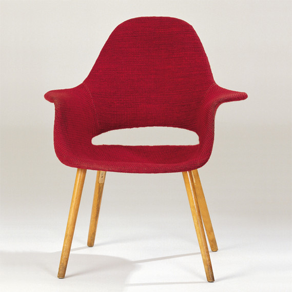 organic chair eames saarinen - the good old dol dayz