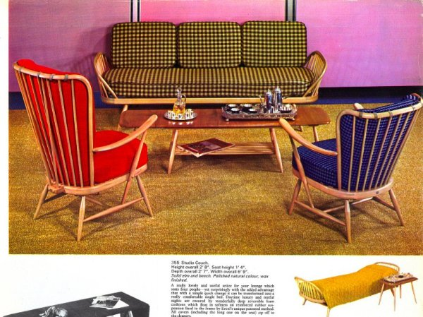 Ercol-furniture
