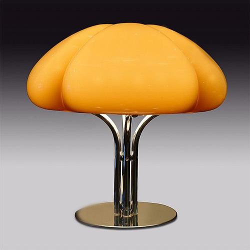 lampe quadrifoglio par gae aulenti guzzini 1970 the. Black Bedroom Furniture Sets. Home Design Ideas