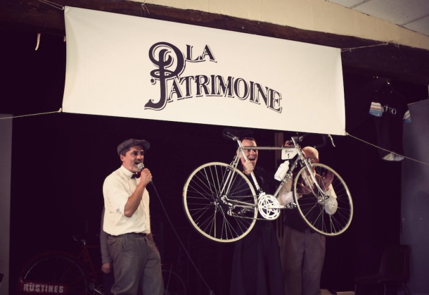 la patrimoine 2013 velo vintage the good old dayz 27