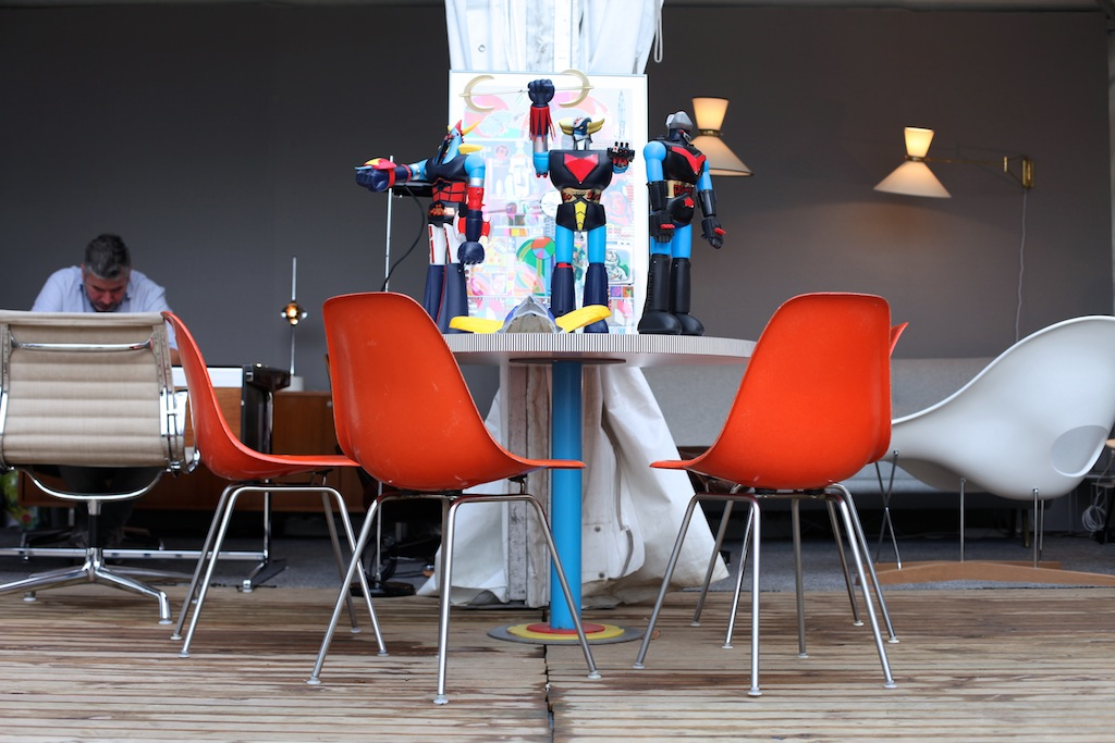 Report 1 les puces du design 2013 the good old dayz - Les puces du design ...