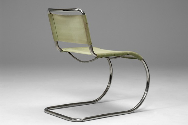 chaise de ludwig mies van der rohe 1927 the good old dayz. Black Bedroom Furniture Sets. Home Design Ideas