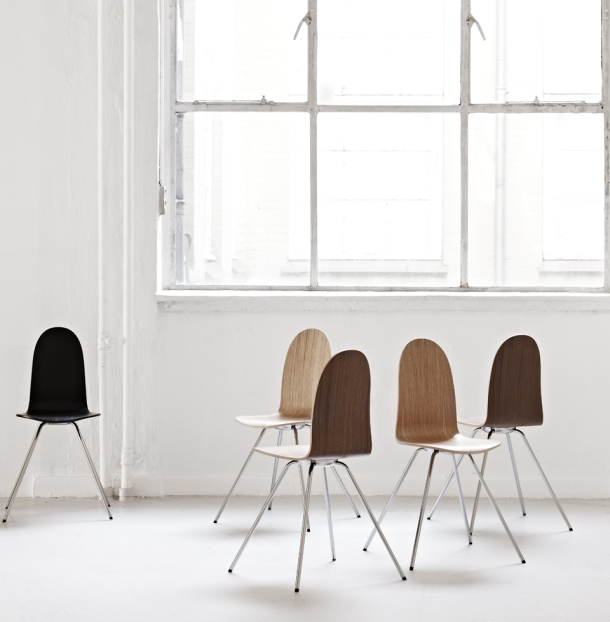 tongue chair arne jacobsen by howe 5