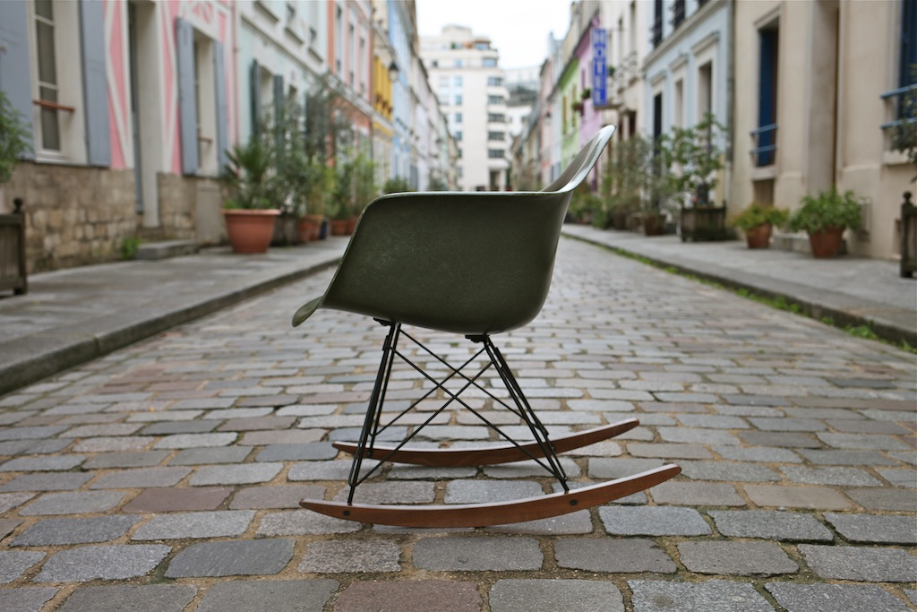 Chaise eames paris the good old dayz - Chaise eames herman miller ...