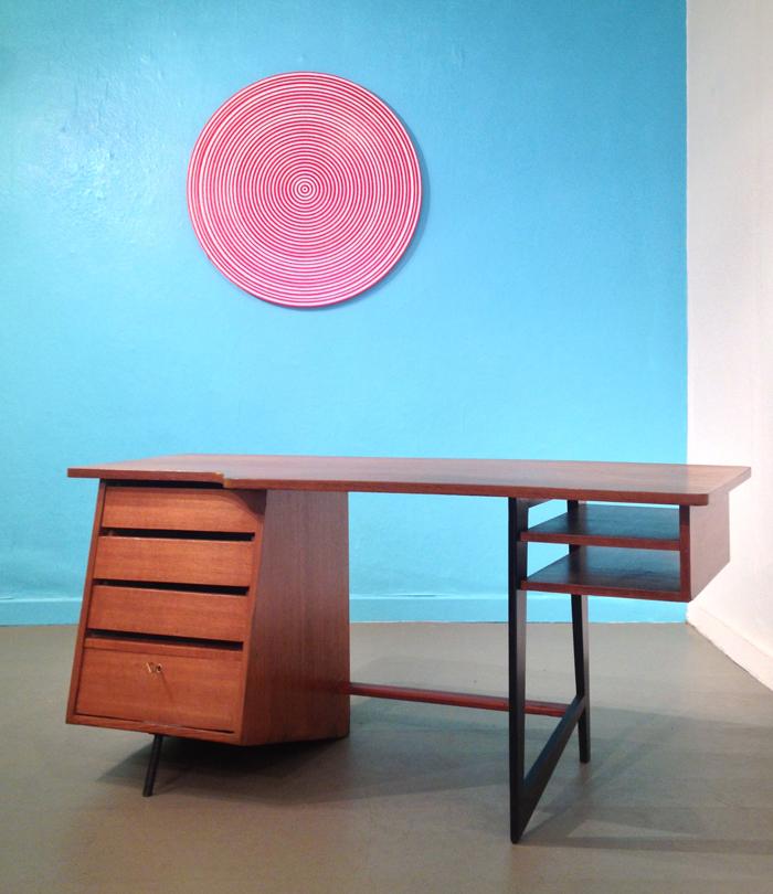 bureau de claude vassal magasins pilotes circa 1955 the good old dayz. Black Bedroom Furniture Sets. Home Design Ideas