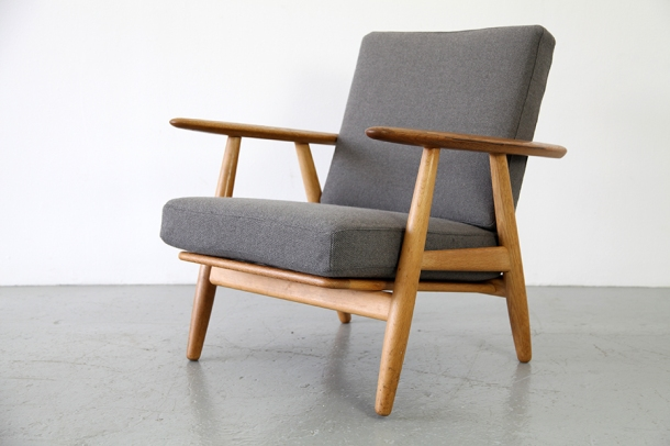GE-270 Easy Chair designed by Hans Wegner for Getama 1