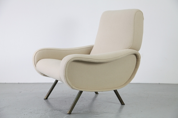 Marco_Zanuso_Lady_Chair_via adore modern