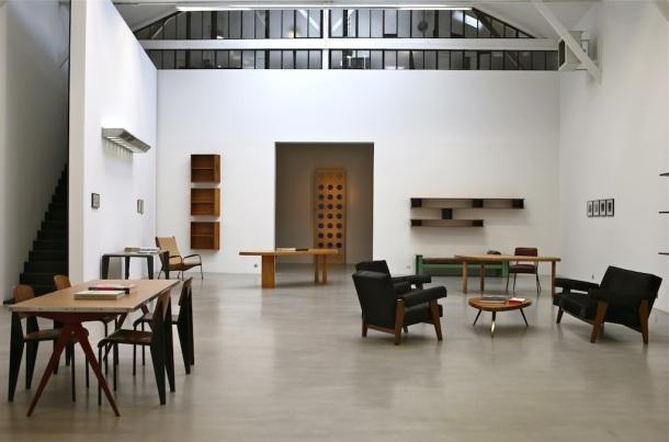 Galerie Patrick Seguin x The Good Old Dayz x Jean Prouvé 0