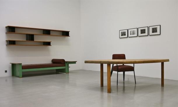 Galerie Patrick Seguin x The Good Old Dayz x Jean Prouvé 1