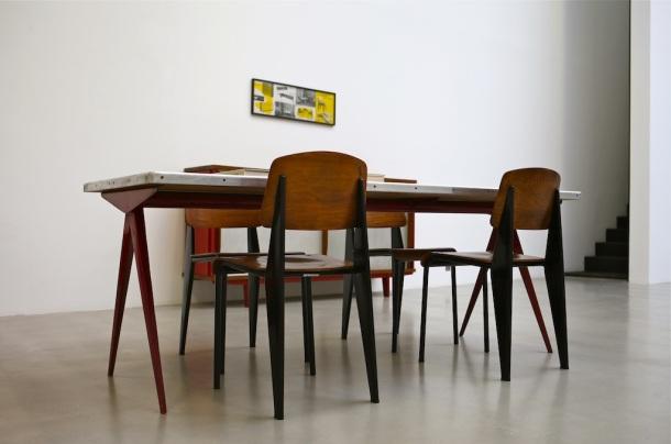 Galerie Patrick Seguin x The Good Old Dayz x Jean Prouvé 17
