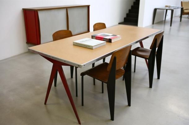 Galerie Patrick Seguin x The Good Old Dayz x Jean Prouvé 7