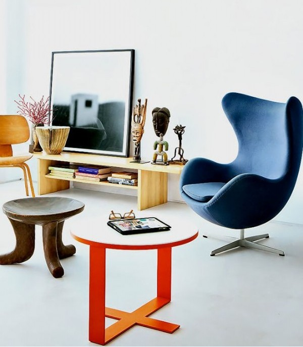 ARNE JACOBSEN EGG CHAIR THE GOOD OLD DAYZ