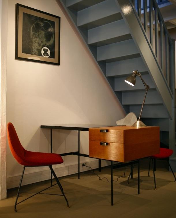 artefact design - galerie alexande guillemain - marché paul bert 3