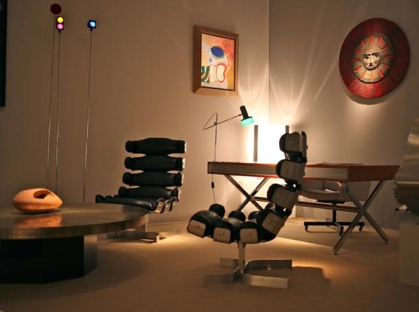 Galerie Alexandre Guillemain - Artefact Design - PAD 2014 - The Good Old Dayz 1