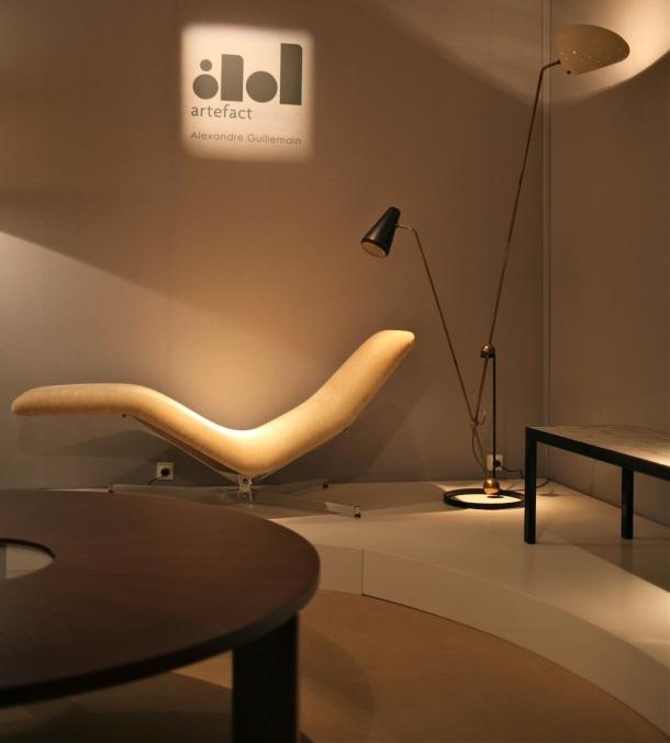 Galerie Alexandre Guillemain - Artefact Design - PAD 2014 - The Good Old Dayz 2