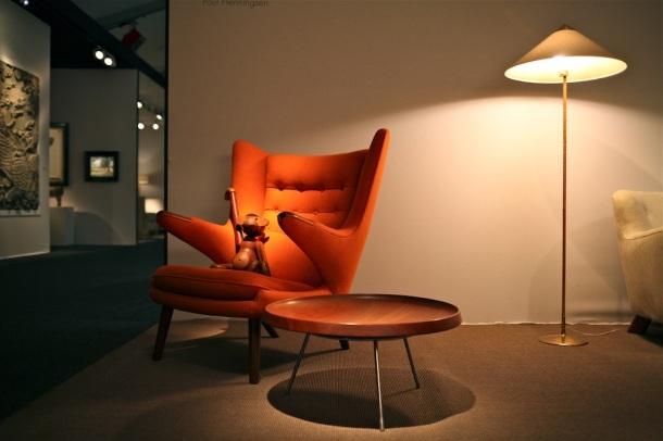 Galerie Dansk Mobel Kunst DMK - PAD 2014 - The Good Old Dayz