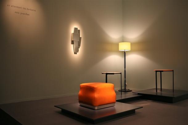 Galerie En Attendant les Barbares - Eric Jourdan - PAD 2014 - The Good Old dayz