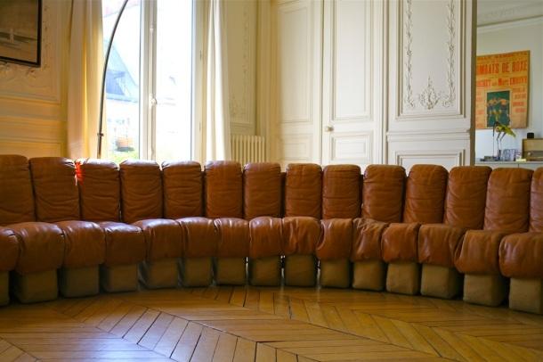 canapé sofa de sede ds 600 - Déjà vu design vintage  1