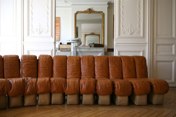 canapé sofa de sede ds 600 - Déjà vu design vintage  3
