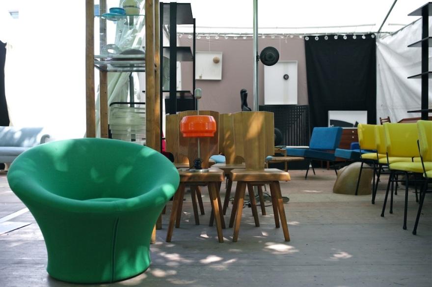 les puces du design - paris 2014 18