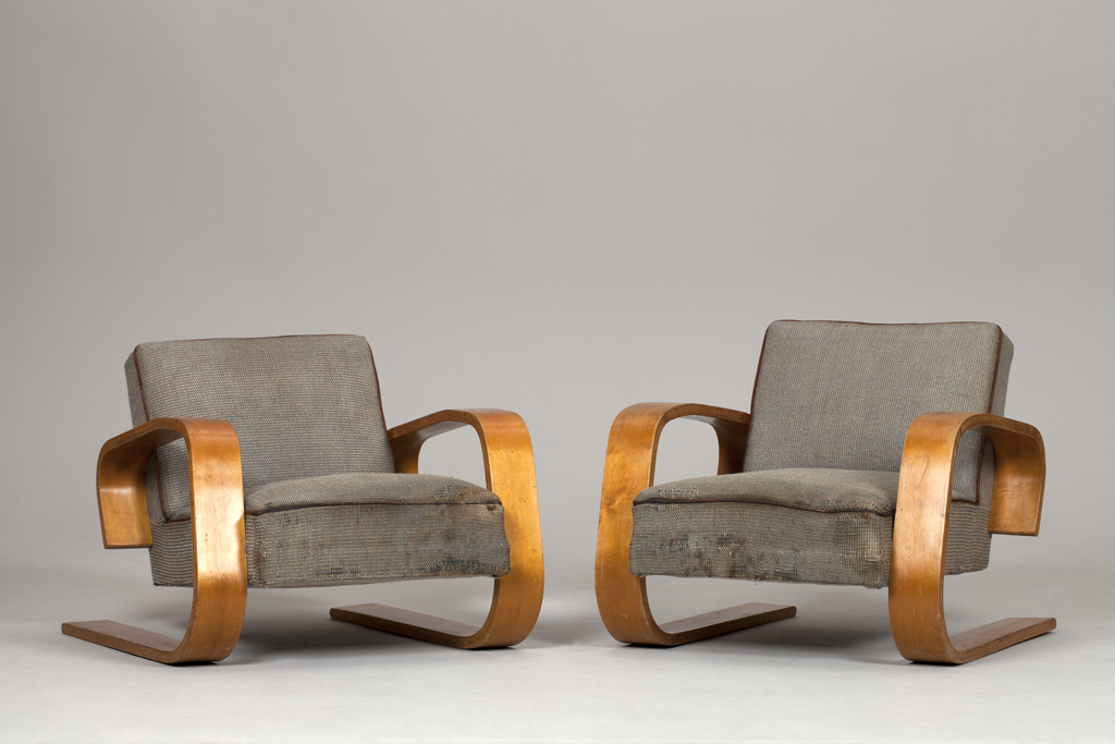 alvar aalto tank chair the good old dayz. Black Bedroom Furniture Sets. Home Design Ideas